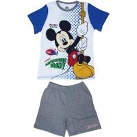 Mickey Mouse Mc3931 Pijama Takımı