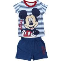 Mickey Mouse Mc4262 Erkek Pijama Takımı