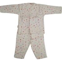 Sebi Bebe 51032 Bebek Pijaması Ev Baskılı