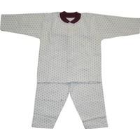 Sebi Bebe 51048 Bebek Pijama Takımı Kar Damlası