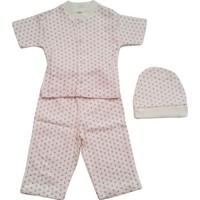 Sebi Bebe 52091 3'lü Bebek Pijama Takımı