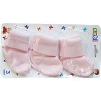 Sebi Bebe 120 3'lü Bebek Çorabı