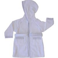 İdil Baby 5447 Erkek Bebek Bornozu
