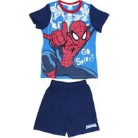 Spiderman Sp4077 Erkek Pijama Takımı