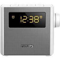 Philips AJ4300 Alarm Saatli Radyo (Beyaz)