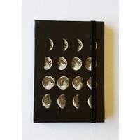 Köstebek Moon Phases Defter