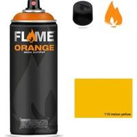 Flame Sprey Boya 400 ML Fo-110 Melon-yellow