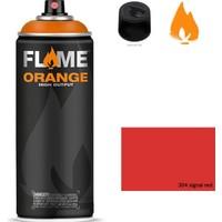 Flame Sprey Boya 400 ML Fo-304 Signal-red