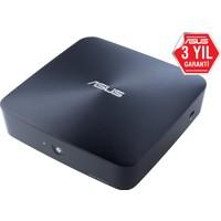 Asus Vivo UN45-VM149Z Intel Celeron N3150 1.60GHz / 2.08GHz 4GB 128GB SSD Mini Masaüstü Bilgisayar