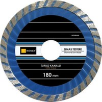 Roney Turbo Kanallı Elmas Testere 180 Mm