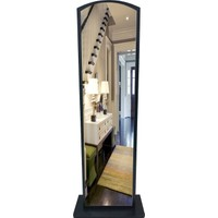 First Mobilya Lale Boy Aynası / Siyah