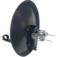 Antenci 40 cm Mini Uydu Çanak Anteni
