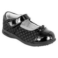 Pediped Naomi Black Siyah Çocuk Ayakkabı