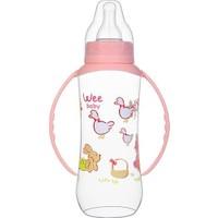 Wee Baby 745 Kulplu Pp Plastik Biberon 270 ml
