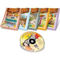 Damla Yayınevi Arapça Hikaye Dizisi (5 Kitap+DVD)
