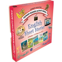 Primary Readers Activity Book Level 2