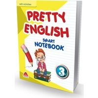 D-Publishing Pretty English Smart Notebook-3. Sınıf