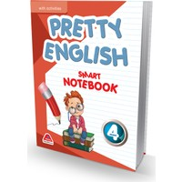 D-Publishing Pretty English Smart Notebook-4. Sınıf