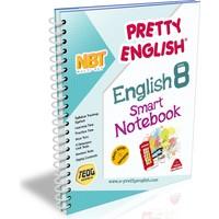 D-Publishing Pretty English Smart Notebook-8. Sınıf
