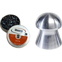 Mesco Dome 5.5 mm Havalı Tüfek Saçması Made İn İtaly