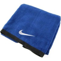 Nike Fundamental Towel M Varsity Royal/Whıte N.Et.17.452.Md
