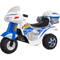 Baby2Go 6503 Akülü Motor - Beyaz