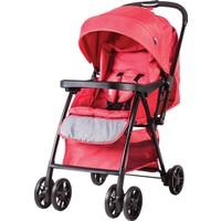 Prego 2095 Piccalo Bebek Arabası - Kırmızı