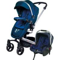 Baby2Go 6030 Volo Travel Sistem Bebek Arabası - Mavi