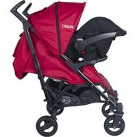 Casual Vista Travel Sistem Bebek Arabası - Kırmızı