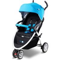 Baby2Go 8868 Majestic Üç Tekerli Bebek Arabası - Mavi