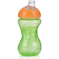 Nuby 9926 Kolay Tutuşlu Alıştırma Bardağı Yeşil