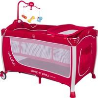 Baby2Go 6104 Oyun Parkı - Kırmızı