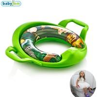 Baby Jem Baby Jem Mega Klozet Adaptörü Yeşil