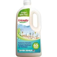 Friendly Organic Bulaşık Makinesi Jel Deterjan (Lavanta 65 Yıkama) 1.183 L / 65 Yıkama