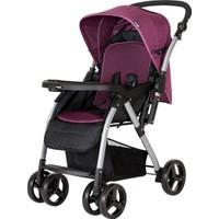 Crystal Baby 298 Maria Çift Yönlü Bebek Arabası Lila