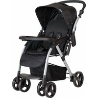 Crystal Baby 298 Maria Çift Yönlü Bebek Arabası Siyah