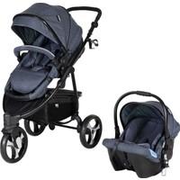 Sunny Baby Sunny Baby 772 Camenta Joger Travel Set Bebek Arabası Gri