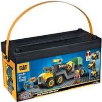 Cat Küçük Operatör Sök Tak Büyük Araç Seti 80920