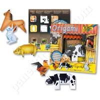 Folia Origami Farm Animals 91101
