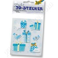 Folia 3D-Sticker Set 8 14108