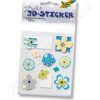 Folia 3D-Sticker Set 9 14109