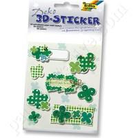 Folia 3D-Sticker Set 10 14110