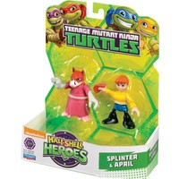 Ninja Turtles Heroes 2'li Mini Figür 96100