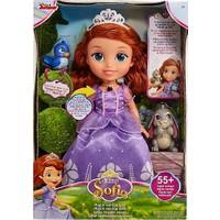 Prenses Sofia İnteraktif Özellikli Bebek 7603