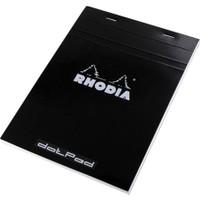 Rhodia A5 Dot Bloknot Siyah Kapak Ra 16559
