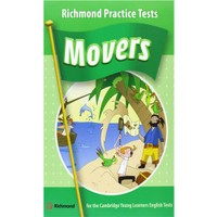 Richmond Practice Tests Movers Simulation Cd Richmond Publishing Yay