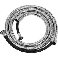 RST® Mannesmann Spiral Duş Hortumu (Örgülü-İnce Kenetli) 150 cm - Vakum Ambalajlı