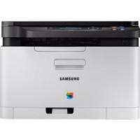 Samsung SL C480W Renkli Çok Fonksiyonlu Fotokopi + Tarayıcı Lazer Yazıcı