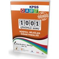 Kpss Öabt Sosyal Bilgiler Öğretmenliği Alan Taraması 1001 Soru 1001 Çözüm