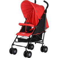Prego 2043 Persa Baston Bebek Arabası Kırmızı